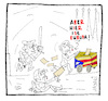 Cartoon: Was ist los in Spanien? (small) by Hayati tagged katalonya,katalonien,katalan,katalanlar,ispanya,spanien,espanol,cartoon,wahlen,election,secimler,hayati,boyacioglu