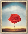 Cartoon: Bekanntes Kunstwerk reloaded (small) by sier-edi tagged dali,rose,reloaded