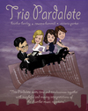 Cartoon: Trio Pardalote (small) by frostyhut tagged trio classical chamber music seattle women girls shostakovich notes city clouds carpet composer