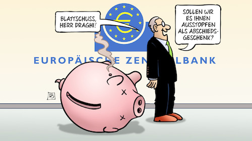 Draghi-Abschied