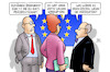 Cartoon: Rumänien und Korruption (small) by Harm Bengen tagged rumänien,europa,eu,ratspräsidentschaft,kritik,korruption,bestechung,kosten,verzichten,harm,bengen,cartoon,karikatur