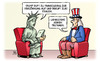 Cartoon: Trump-Thanksgiving (small) by Harm Bengen tagged trump,usa,präsident,thanksgiving,versöhnung,frauen,berufung,freiheitsstatue,liberty,uncle,sam,truthahn,harm,bengen,cartoon,karikatur
