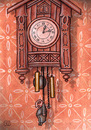Cartoon: Time (small) by vladan tagged time,clock