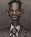 Cartoon: Will Smith (small) by jonesmac2006 tagged will,smith