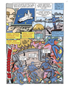 Cartoon: comic book (small) by komikadam tagged my,comic,book,hero