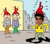 Cartoon: my cartoon portrait (small) by komikadam tagged my,cartoon,portrait