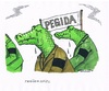 Cartoon: Heuchlerische Pegida (small) by mandzel tagged pegida,demonstration,trauerflor,krokodilstränen,trauerspiel,instrumentalisierung