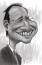 Cartoon: Francois Hollande (small) by StudioCandia tagged caricature