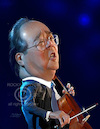 Cartoon: Yo Yo Ma (small) by rocksaw tagged caricature,yo,ma