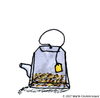 Cartoon: Sprachbild 9 (small) by Martini tagged tee