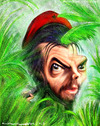 Cartoon: CHE GUEVARA (small) by allan mcdonald tagged che
