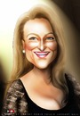 Cartoon: Meryl Streep (small) by saadet demir yalcin tagged saadet,sdy,syalcin,turkey,merylstreep,portrait,film,cinema