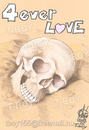 Cartoon: 4 EVER LOVE (small) by T-BOY tagged love