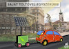 Cartoon: ELECTRIC CAR (small) by T-BOY tagged electric,car