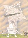 Cartoon: FIRST  TELESCOPE (small) by T-BOY tagged first,telescope