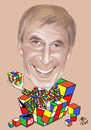 Cartoon: RUBIK ERNO (small) by T-BOY tagged rubik,erno