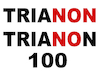 Cartoon: TRIANON 100 (small) by T-BOY tagged trianon,100