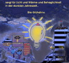 Cartoon: Lichtblick (small) by wheelman tagged licht,dunkel,herbst,wärme,lampe