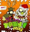 Cartoon: Merry Zombie Christmas (small) by BRAINFART tagged brainfart,zombie,christmas,weihnachten,dead,tot,weihnachtsmann,rudolf,rentier,santa,nikolaus,comic,cartoon,character,fun,funny,lustig,spass,witzig,laugh,lachen,art,kunst
