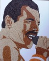 Cartoon: Freddy Mercury (small) by dkovats tagged seeds