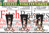 Cartoon: Fitch (small) by jose sarmento tagged fitch