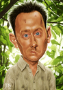 Cartoon: Ben (small) by JMSartworks tagged caricature,actors,filmmakers,hollywood,paintool,sai,painter