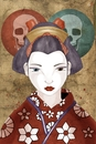 Cartoon: Istrice (small) by gianluca tagged girl,japan,japanese