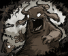 Cartoon: Artbook Monstersketch (small) by norman100 tagged artbook,sketch,cartoon,norman,hundert