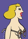 Cartoon: sexappeal (small) by alexfalcocartoons tagged sexappeal