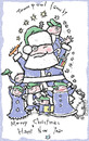 Cartoon: MERRY CHRISTMAS ! (small) by ALEX gb tagged christmas,toonpool,alex