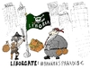 Cartoon: Liboria the Liborgate Land (small) by BinaryOptions tagged liborgate,liboria,libor,binary,options,news,trader,pirate,banker,bankers,banking,caricature,optionsclick,financial,scandal,interest