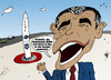 Cartoon: Obama and the ICBM non test (small) by BinaryOptions tagged binary,option,options,trade,trader,trading,icbm,minuteman,missile,test,north,korea,tension,politics,political,geopolitical,international,sequester,satire,caricature,parody,editorial,cartoon,comic,optionsclick,barack,obama,president