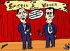 Cartoon: Spitzer et Weiner caricature (small) by BinaryOptions tagged spitzer,weiner,caricature,politique,politicien,comique,webcomic,optionsclick,options,binaires,option,binaire,news,infos,nouvelles,actualites,editoriale