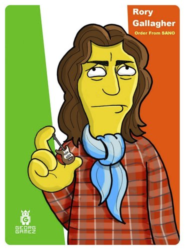 Cartoon: Rory Gallagher (medium) by gamez tagged rory,gamez,georg,george,gmz,georgia,simpson,gallagher,sano,money,music