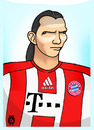 Cartoon: DVB (small) by gamez tagged dvb belgium fcb