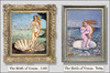 Cartoon: The birth of Venus (small) by Ridha Ridha tagged the,birth,of,venus,cartoon,by,ridha