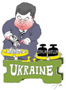 Cartoon: Ukraine today (small) by tunin-s tagged ukraine