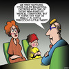 Cartoon: ADHD (small) by toons tagged adhd,childrens,doctor,asshole,twerp