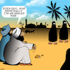 Cartoon: Ankles man (small) by toons tagged burkas