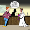 Cartoon: Casual relationship (small) by toons tagged dating,brides
