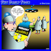 Cartoon: Dummies books (small) by toons tagged surgery,for,dummies,books,hospitals,operating,theater