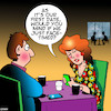 Cartoon: Facetime (small) by toons tagged facetime,social,media,smartphones,video,conference