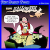 Cartoon: Halloween (small) by toons tagged witches,halloween,locally,sourced,foods,kids,menu,sorcery,magic,horror,movie,healthy,eating
