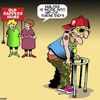 Cartoon: Hip replacement (small) by toons tagged rap,music,hip,replacement,hop,pensioners,old,age,nursing,home