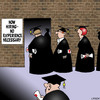 Cartoon: No experience necessary (small) by toons tagged education,university,hiring,college,educated,uni,jobs,recession,experience,employment,jdataobs