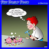 Cartoon: Piggy bank (small) by toons tagged password,protection,online,passwords,usernames,piggy,bank,kids,saving