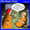 Cartoon: Regrets (small) by toons tagged womans,jail,prisoners,murder,manslaughter,time,regrets