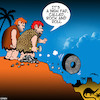 Cartoon: Rock and Roll (small) by toons tagged rock,and,roll,pop,music,caveman,the,wheel,prehistoric,dinosaurs,fads