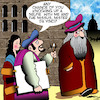 Cartoon: Selfie cartoon (small) by toons tagged leonardo,da,vinci,selfies,artists,painters,mona,lisa