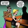 Cartoon: Sexy (small) by toons tagged pick,up,lines,romeo,sleazy,sexy,is,back